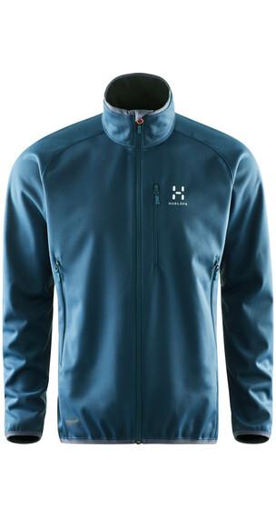 Haglöfs Mistral Jacket Men blue ink